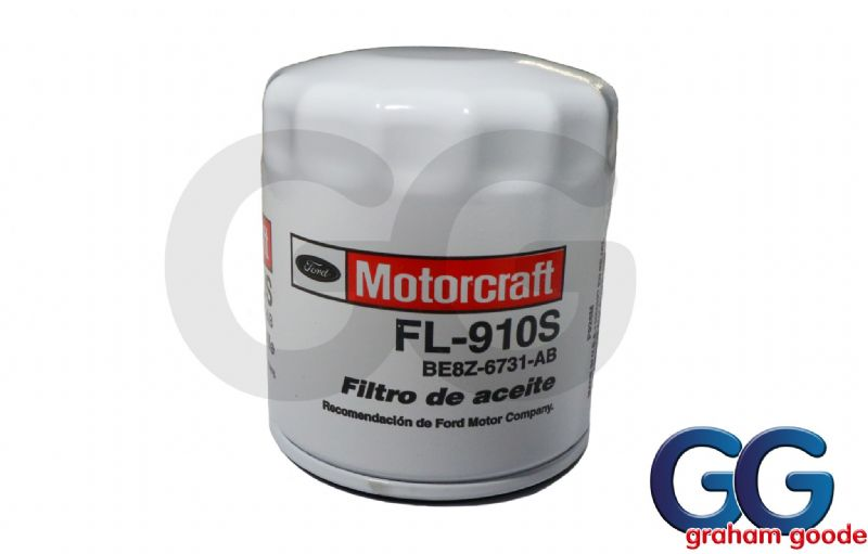 Genuine Ford Oil Filter | Ford Focus RS MK3